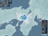 2008年08月06日06時26分頃発生した地震