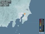 2008年08月26日08時39分頃発生した地震