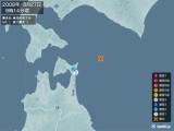 2008年08月27日09時14分頃発生した地震