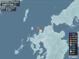2009年07月22日09時57分頃発生した地震