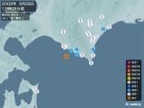2009年09月28日12時08分頃発生した地震