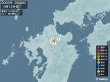 2009年09月29日00時12分頃発生した地震