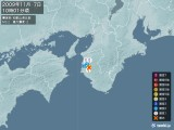 2009年11月07日10時01分頃発生した地震