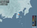 2009年12月18日03時09分頃発生した地震