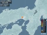 2009年12月28日01時54分頃発生した地震
