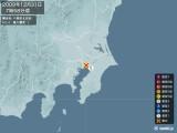 2009年12月31日07時58分頃発生した地震