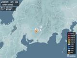 2010年03月03日08時48分頃発生した地震
