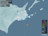 2010年09月24日12時19分頃発生した地震