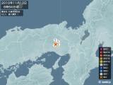 2010年11月12日06時54分頃発生した地震