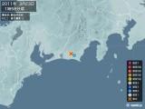 2011年03月23日01時58分頃発生した地震