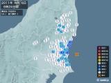 2011年04月06日06時24分頃発生した地震