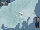 2011年05月04日16時13分頃発生した地震
