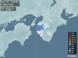 2011年07月30日10時07分頃発生した地震