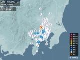 2011年12月21日15時04分頃発生した地震
