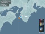 2011年12月28日03時56分頃発生した地震
