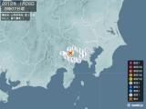 2012年01月28日08時07分頃発生した地震