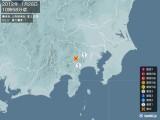 2012年01月28日10時58分頃発生した地震