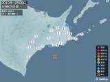 2012年02月26日16時05分頃発生した地震