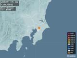 2012年07月06日12時00分頃発生した地震