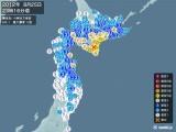 2012年08月25日23時16分頃発生した地震