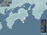 2012年12月24日19時49分頃発生した地震