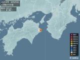 2014年03月25日12時07分頃発生した地震