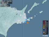 2014年05月27日03時12分頃発生した地震