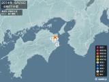 2014年06月29日04時07分頃発生した地震