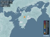 2014年12月02日18時18分頃発生した地震