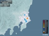 2015年01月26日07時34分頃発生した地震