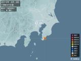 2015年02月03日19時37分頃発生した地震