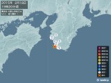 2015年02月18日19時20分頃発生した地震