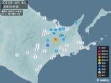 2015年06月04日04時34分頃発生した地震