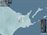 2015年06月04日04時49分頃発生した地震