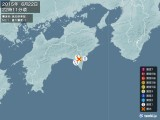2015年06月22日22時11分頃発生した地震