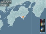 2015年06月24日06時47分頃発生した地震