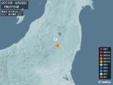 2015年06月28日07時37分頃発生した地震