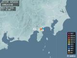 2015年06月30日06時04分頃発生した地震