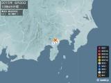 2015年06月30日10時45分頃発生した地震
