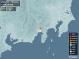 2015年07月23日14時28分頃発生した地震