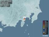 2016年02月20日10時33分頃発生した地震