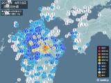 2016年04月16日03時03分頃発生した地震