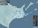 2016年07月04日09時55分頃発生した地震