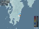 2016年07月13日08時02分頃発生した地震