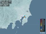 2016年09月06日03時57分頃発生した地震