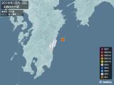 2016年10月03日04時09分頃発生した地震