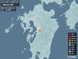 2016年12月27日03時02分頃発生した地震