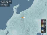 2017年12月02日06時03分頃発生した地震