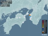 2018年03月27日04時58分頃発生した地震