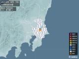 2018年06月07日14時58分頃発生した地震